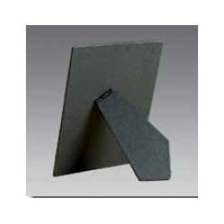 Traseras Portarretratos Carton Negro 10x15cms