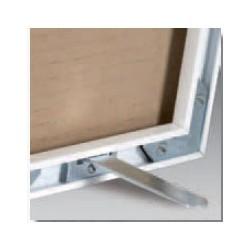 Peana Porta Fotos para Molduras de Aluminio
