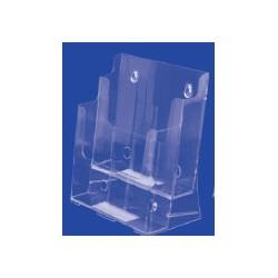 Portacatalogo Para Uso en Sobremesa o Pared DIN A4