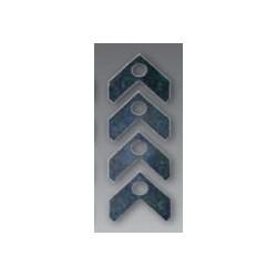 Escuadra Refuerzo Moldura Aluminio